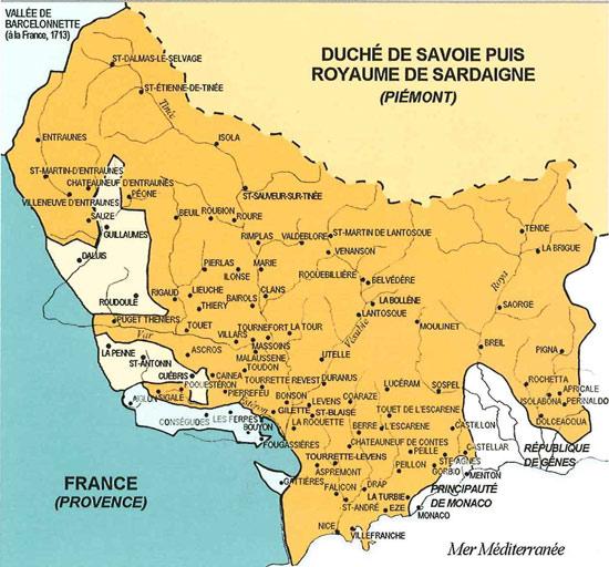 Contea di nizza for Decorazione provinciale francese con un budget